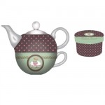 Les macarons d&#39Alice Teapot and cup